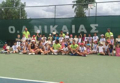 Παιδικό πρωτάθλημα τένις κεντικής Ελλάδας