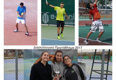 Διασυλλογικό Πρωτάθλημα 2017